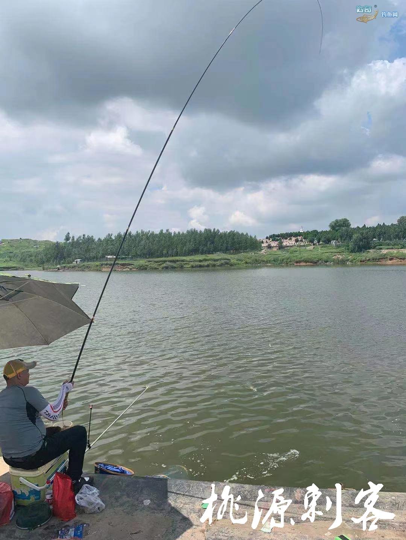 出钓辽阳周官水库 只为留下精彩钓鱼记录